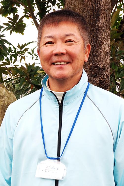 有限会社キクナガ観光 代表取締役社長・エコホテル ソラ支配人 菊永 伸喜