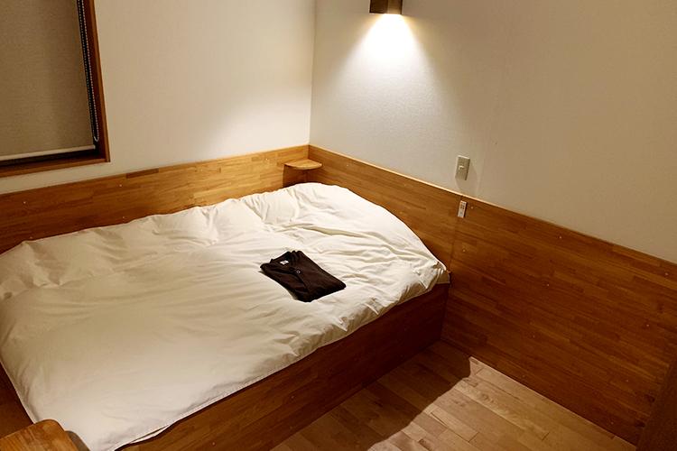エコホテル ソラ客室